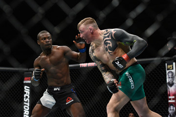 MMA: UFC Fight Night-Ward vs Razak Alhassan