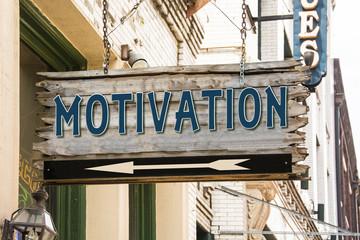 Schild 279 - Motivation