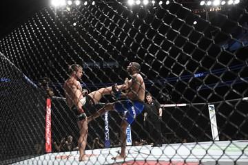 MMA: UFC 213-Stamann vs Ware