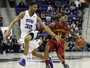 NCAA Basketball: Iowa State at Texas Christian