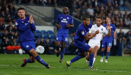 Championship - Cardiff City vs Leeds United