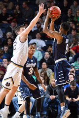 NCAA Basketball: St. Peter's at Notre Dame