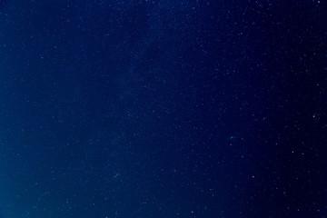 Night sky landscape milky way background