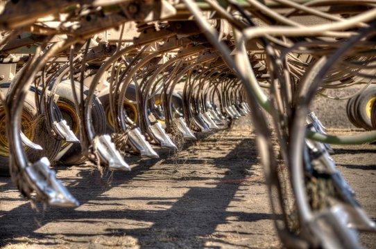 Tillage Fertilizer Shanks