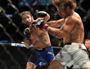 MMA: UFC 203-Faber vs Rivera