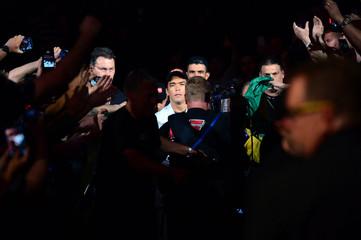 MMA: UFC Fight Night-Machida vs Rockhold