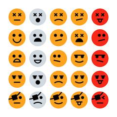 Emoji Flat Icons V2
