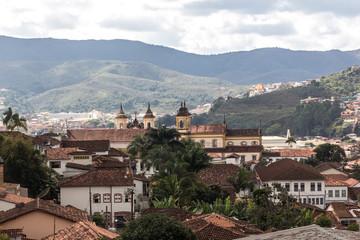 Cidade de Mariana, Minas Gerais, Brazil