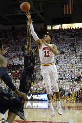 NCAA Basketball: Georgetown at Maryland