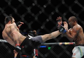 MMA: UFC Fight Night-Akhmedov vs Moreas