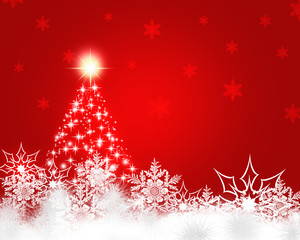 クリスマス クリスマスツリー クリスマス背景