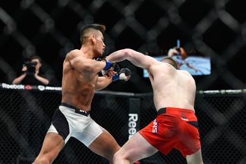 MMA: UFC Fight Night-Johns vs Kwak
