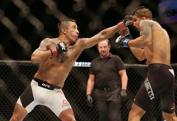 MMA: UFC Fight Night-Perez vs Morales