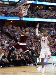 NCAA Basketball: NCAA Tournament-West Regional-Texas A&M vs Oklahoma
