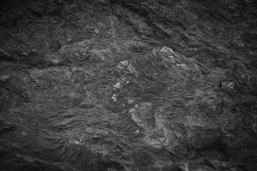 Wall Mural - Dark grey black slate background or texture.Black slate background