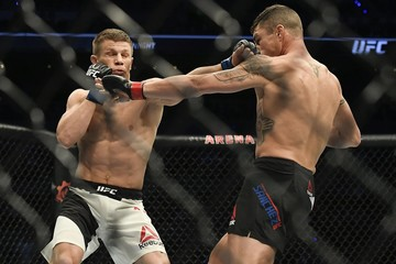 MMA: UFC Fight Night-Sanchez vs Held