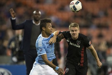 MLS: New York City FC at D.C. United