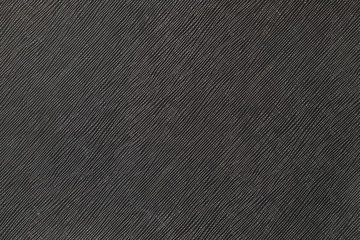 Surface of black artificial leather texture background