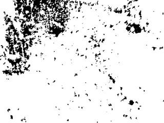 Grange black texture. Vector