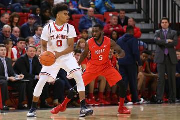 NCAA Basketball: New Jersey Tech at St. John
