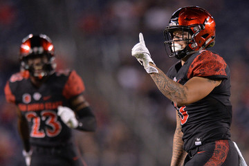 NCAA Football: San Jose State at San Diego State