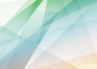 Bright triangular modern transparent geometrical background