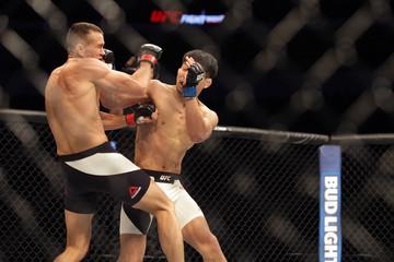 MMA: UFC Fight Night - Noke vs Nakamura