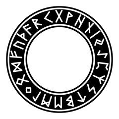 Runes. Futhark