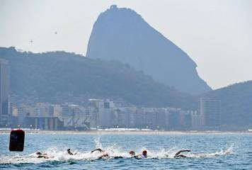 Olympics: Triathlon-Men's Olympic Distance