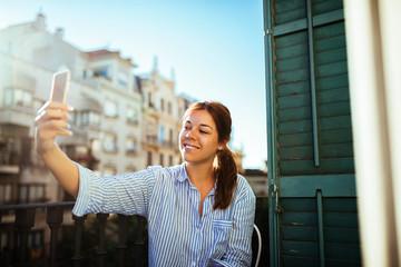 Love morning selfies!