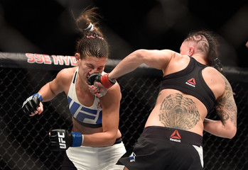 MMA: UFC Fight Night-Calderwood vs Casey