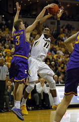 NCAA Basketball: Lipscomb at Missouri