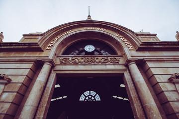 フリーマントル駅 オーストラリア