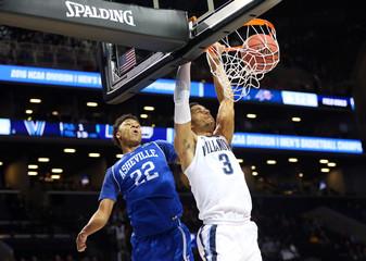 NCAA Basketball: NCAA Tournament-First Round-Villanova vs UNC Asheville
