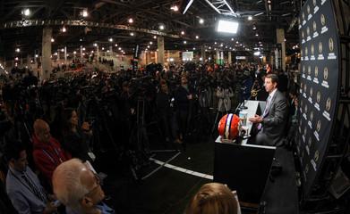 NCAA Football: CFP National Championship-Media Day