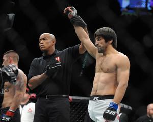 MMA: UFC 194-Proctor vs Mustafaev