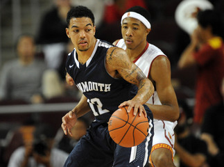 NCAA Basketball: Monmouth-NJ at Southern California