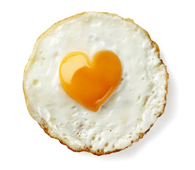 lovely fried egg