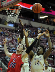 NCAA Basketball: Samford at Florida State