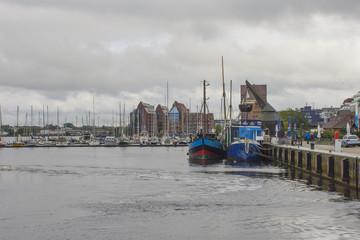 Rügen Hafen