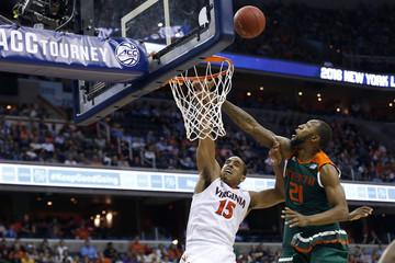 NCAA Basketball: ACC Conference Tournament-Miami vs Virginia