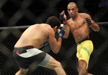 MMA: UFC Fight Night-Barboza vs Melendez