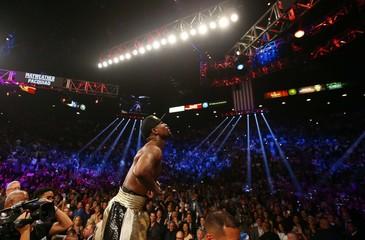 Boxing: Mayweather vs Pacquiao
