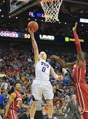 NCAA Basketball: Big 12 Championship-TCU vs Oklahoma