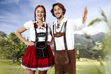 bavarian lovers