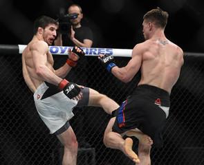 MMA: UFC Fight Night-Khabliov vs Wade