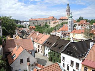 Krumau Altstadt