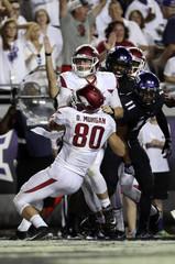 NCAA Football: Arkansas at Texas Christian