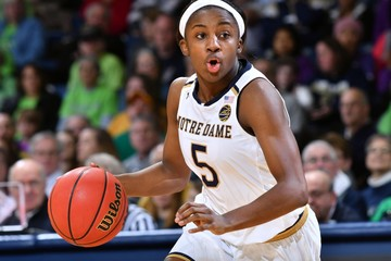 NCAA Womens Basketball: Pittsburgh at Notre Dame