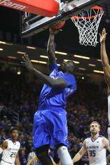 NCAA Basketball: Saint Louis at Kansas State